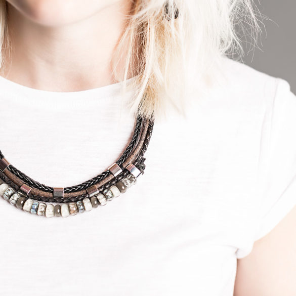 Kette | №10 Statement Dark