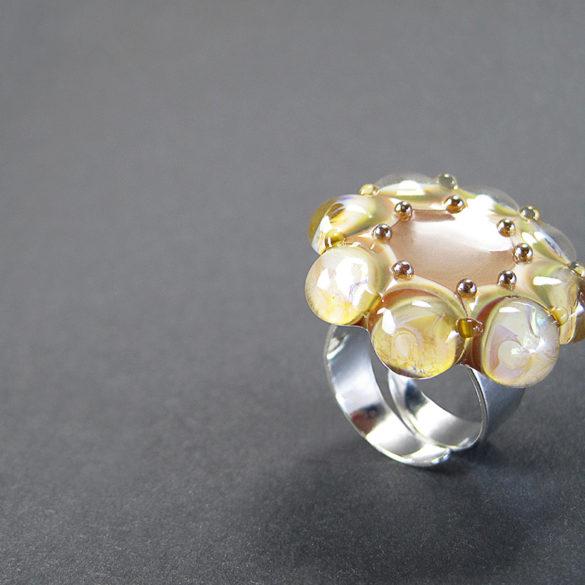 Ring | №220 Gold Blume